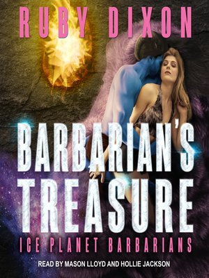 cover image of Barbarian's Treasure