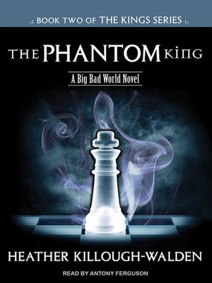cover image of The Phantom King