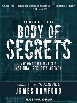 cover image of Body of Secrets