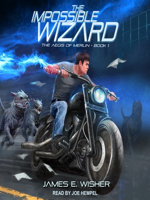 cover image of The Impossible Wizard
