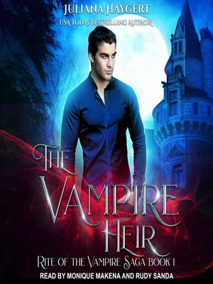 cover image of The Vampire Heir