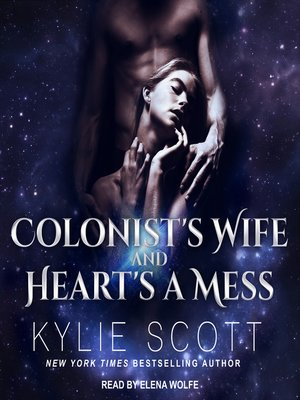 cover image of Colonist's Wife / Heart's a Mess