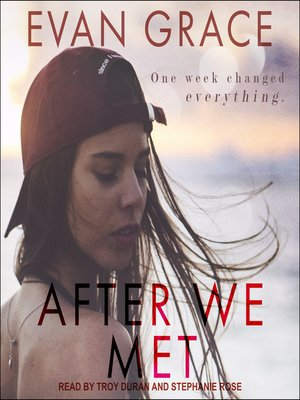 cover image of After We Met