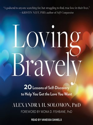 cover image of Loving Bravely