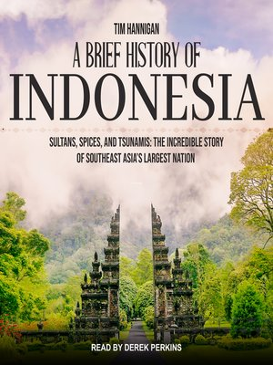 cover image of A Brief History of Indonesia