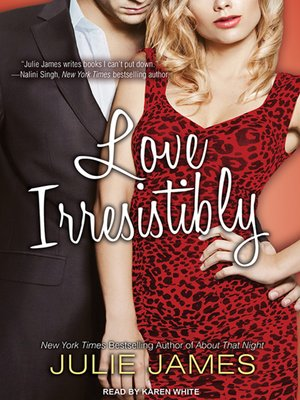 cover image of Love Irresistibly