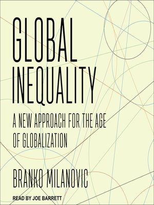 cover image of Global Inequality