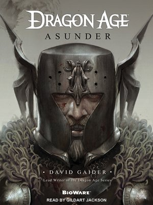 cover image of Dragon Age--Asunder