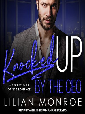 cover image of Knocked Up by the CEO