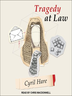 cover image of Tragedy at Law