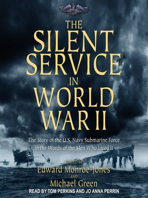 cover image of The Silent Service in World War II