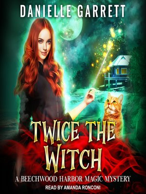 cover image of Twice the Witch
