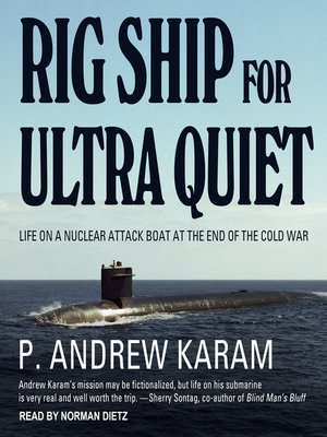 cover image of Rig Ship for Ultra Quiet