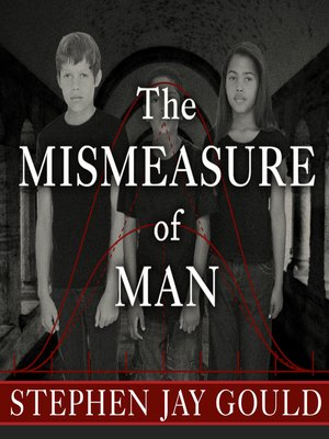 cover image of The Mismeasure of Man