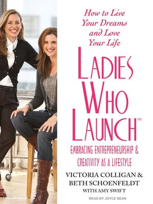 cover image of Ladies Who Launch