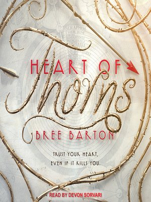 cover image of Heart of Thorns Series, Book 1