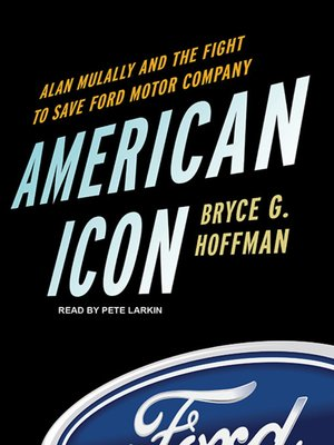 cover image of American Icon