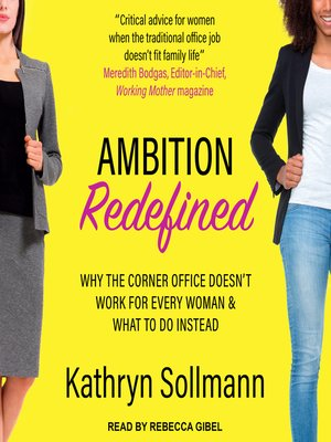cover image of Ambition Redefined