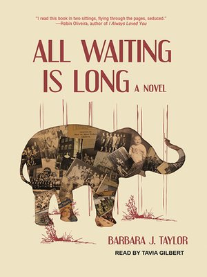 cover image of All Waiting Is Long