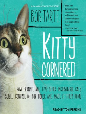 cover image of Kitty Cornered