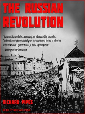 cover image of The Russian Revolution