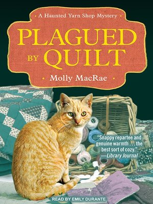 cover image of Plagued by Quilt