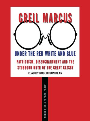cover image of Under the Red White and Blue