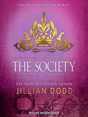 cover image of The Society
