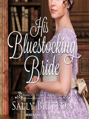 cover image of His Bluestocking Bride--A Regency Romance