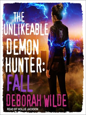 cover image of The Unlikeable Demon Hunter--Fall