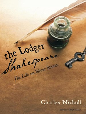cover image of The Lodger Shakespeare