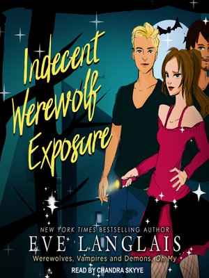 cover image of Indecent Werewolf Exposure