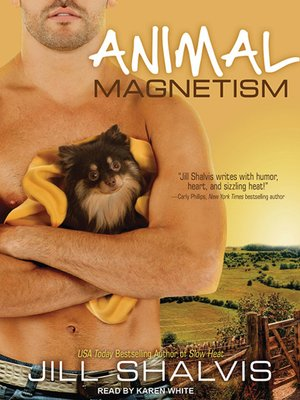cover image of Animal Magnetism Series, Book 1