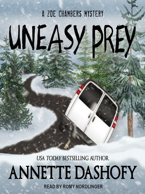 cover image of Uneasy Prey
