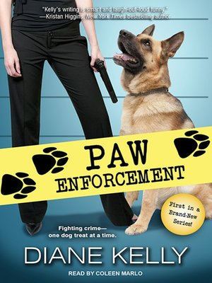 cover image of Paw Enforcement Series, Book 1