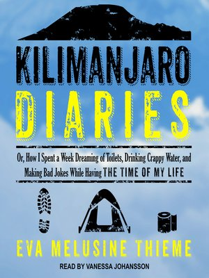 cover image of Kilimanjaro Diaries