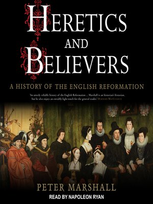 cover image of Heretics and Believers