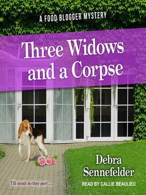 cover image of Three Widows and a Corpse