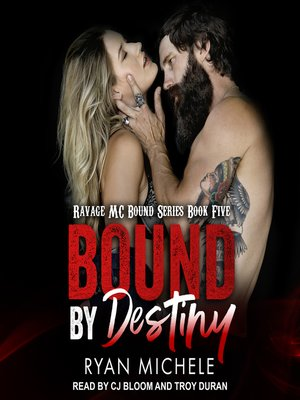 cover image of Bound by Destiny