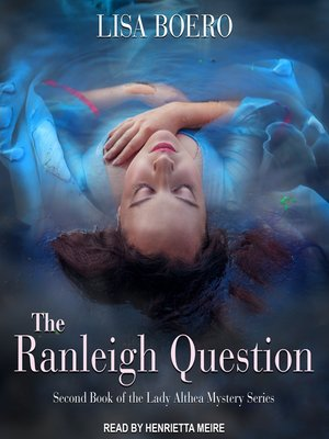 cover image of The Ranleigh Question