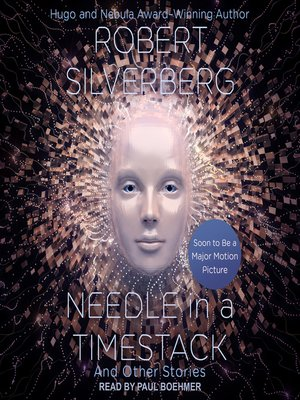 cover image of Needle in a Timestack