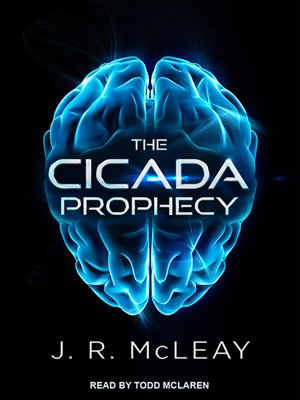 cover image of The Cicada Prophecy