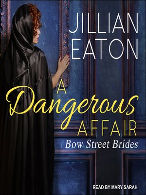 cover image of A Dangerous Affair