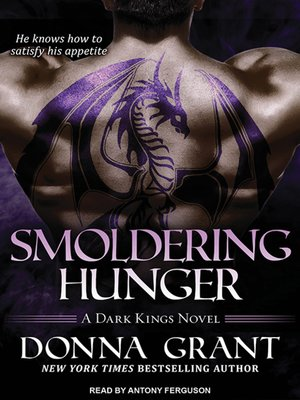 cover image of Smoldering Hunger
