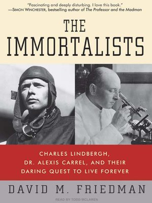 cover image of The Immortalists