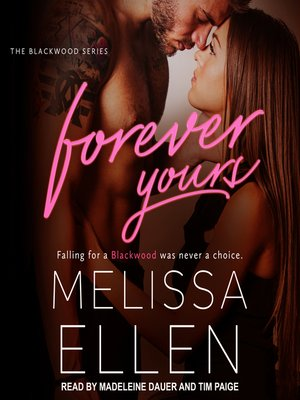 cover image of Forever Yours