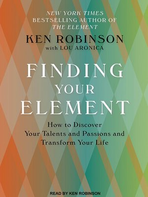 cover image of Finding Your Element