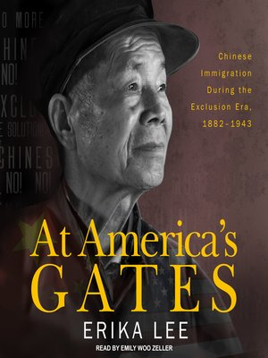 cover image of At America's Gates