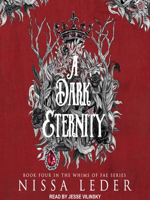 cover image of A Dark Eternity