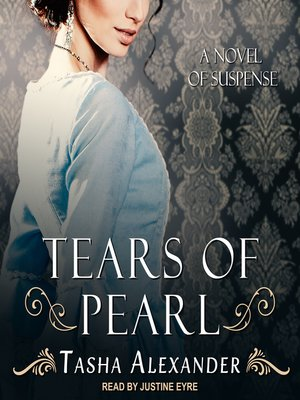 cover image of Tears of Pearl--A Novel of Suspense
